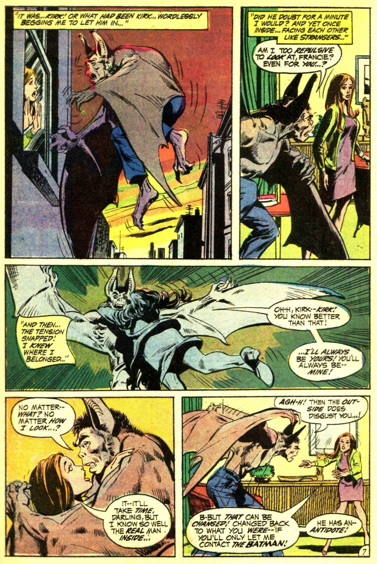 Detective Comics (1937) 407 Page 9