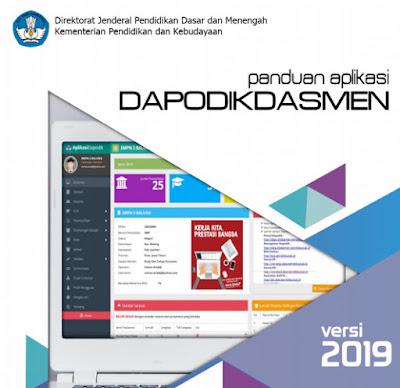 PANDUAN INSTALASI APLIKASI DAPODIKDASMEN VERSI 2019 - NEW - WOYOEDUKASI