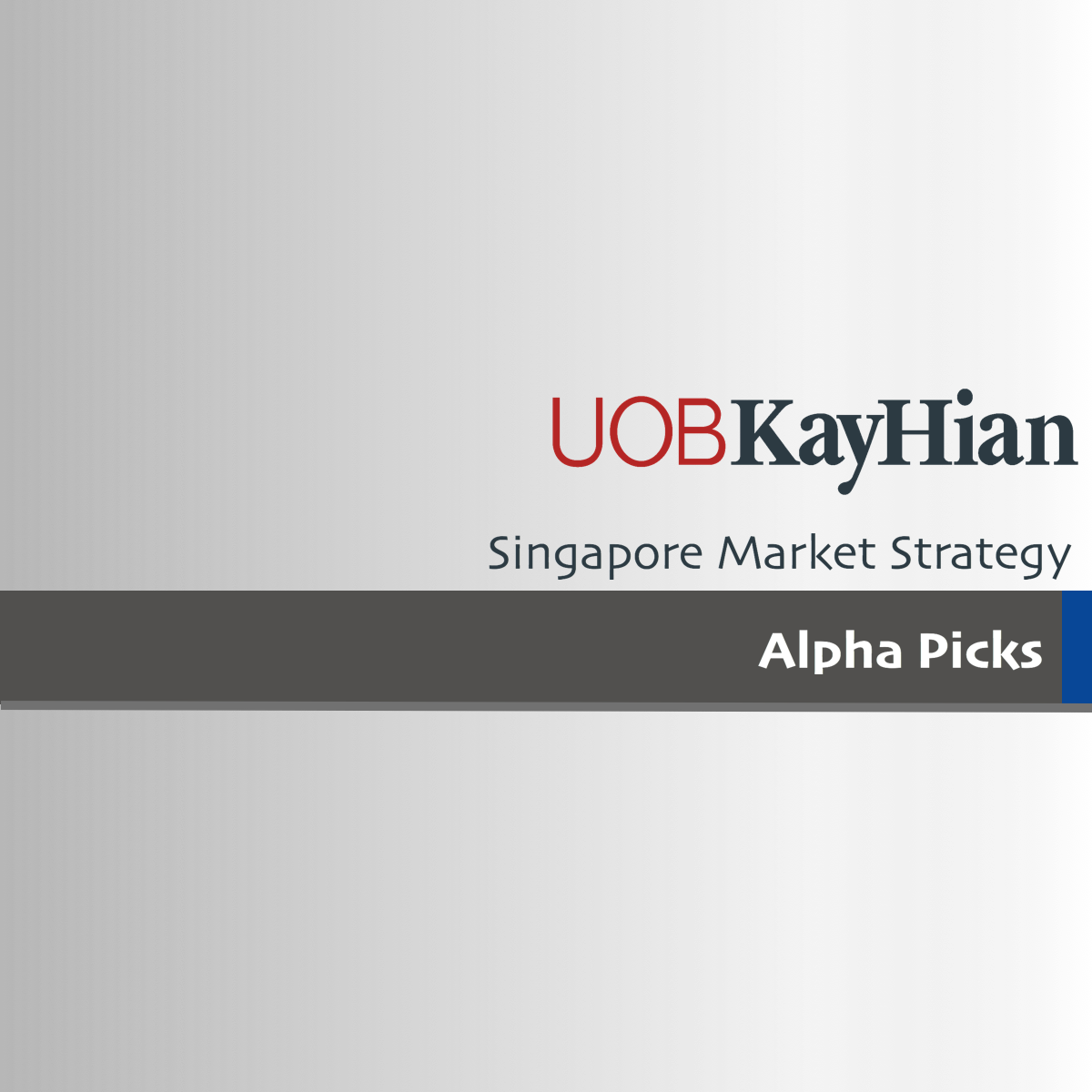 Alpha Picks - UOB Kay Hian 2016-12-05: Month Of Change But No Change To Alpha Picks
