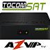 Tocomsat Combate S2 Nova Firmware V1.23-19/07/2018