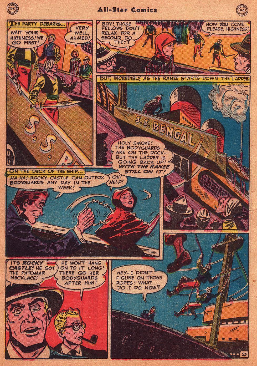 Read online All-Star Comics comic -  Issue #45 - 30