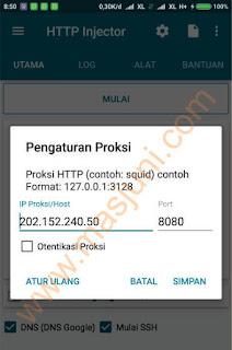 proxy HI XL