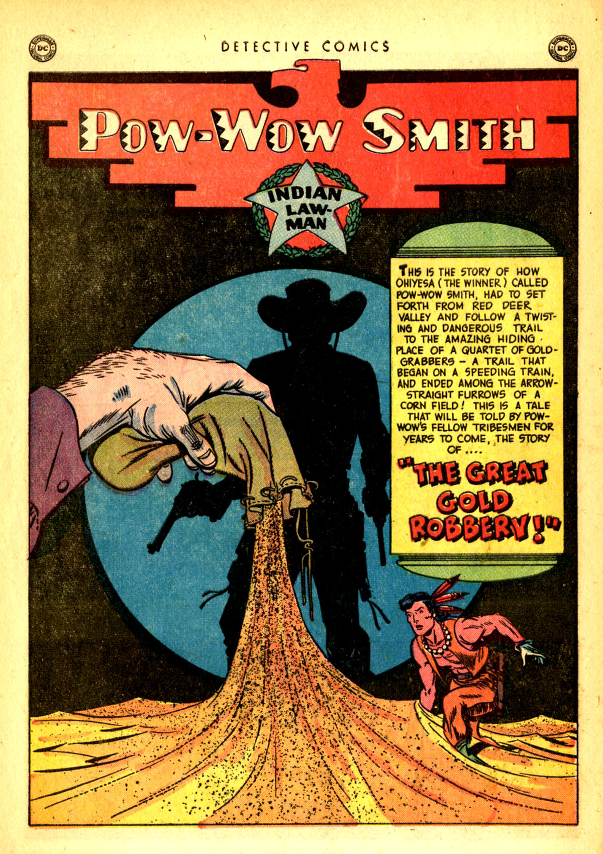 Read online Detective Comics (1937) comic -  Issue #156 - 40