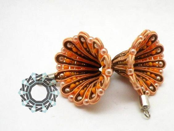 sutaszowa biżuteria 3D