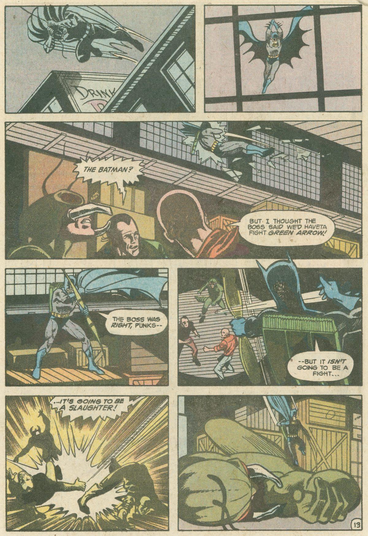Read online World's Finest Comics comic -  Issue #249 - 34