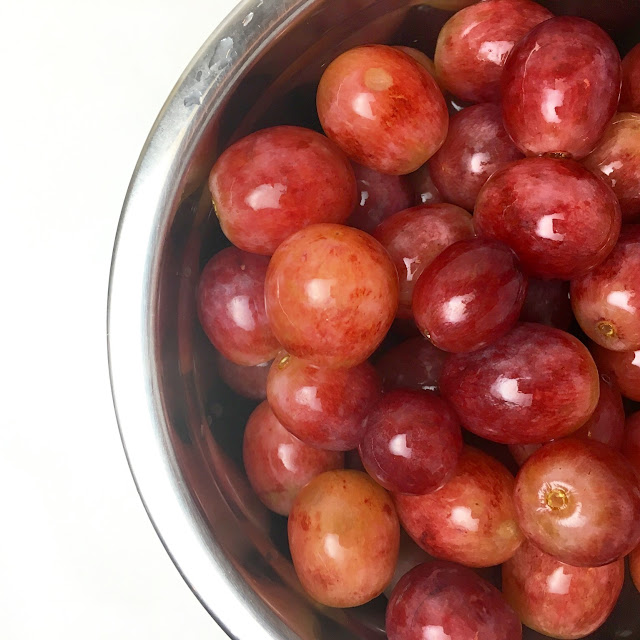 Red Grapes for Pickling