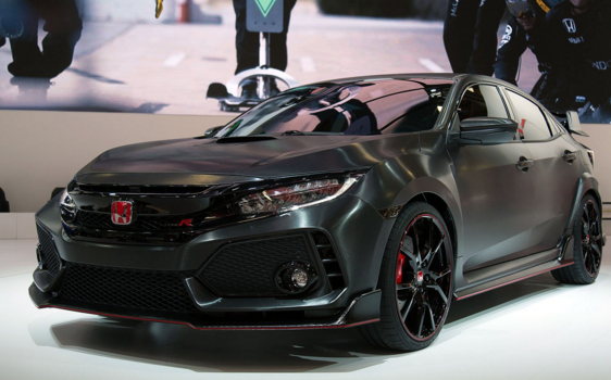 2018 honda civic type r release date uk autorelease. Black Bedroom Furniture Sets. Home Design Ideas