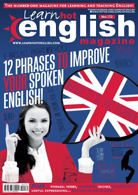Hot English Magazine - Number 172