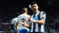 Newcastle United vs Tottenham Hotspur 5-1 Video Gol & Highlights