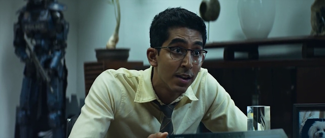 Chappie 2015 Dual Audio Hindi 720p BluRay
