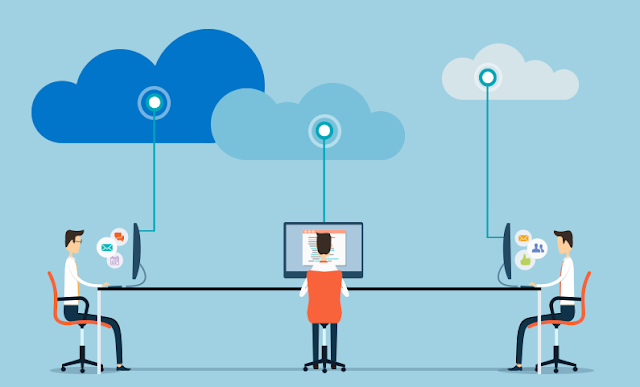Pengertian Cloud Computing Beserta Contohnya