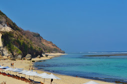 Secret Beach Bali : Pandawa Beach