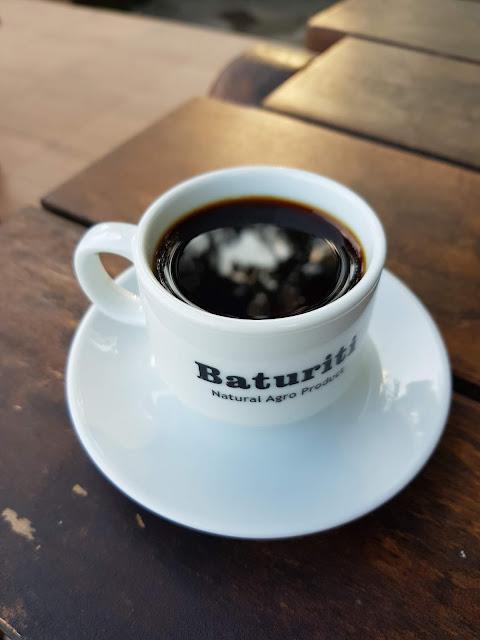 Caffè Luwang-Bali