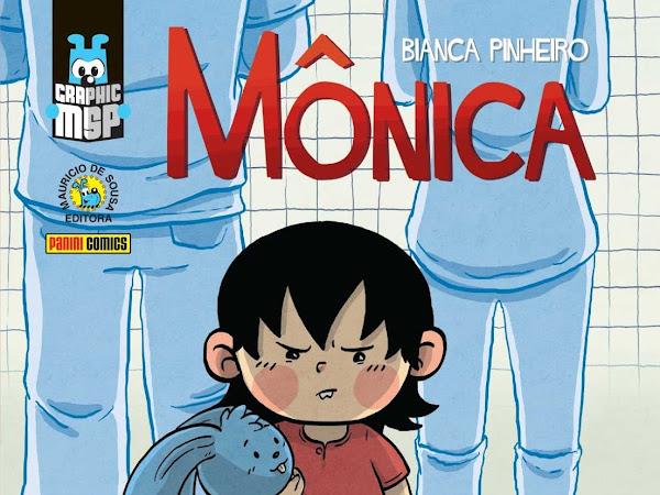 Lançamentos de agosto: Panini Comics - Maurício de Sousa