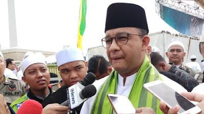 Ini Pembelaan Gubernur Anies Terkait Beredarnya RT se - Jakarta Ditargetkan Kumpulkan Zakat