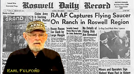 Roswell Witness Described 'Morphing Memory Metal'; A Tribute to Earl Fulford (Redux)