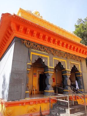 Baneshwar Lord Shiva Temple Pune