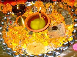 Dhanteras Pooja Vidhi Images