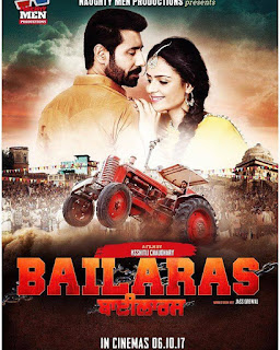 Bailaras 2017 Punjabi 720p HDRip 950MB