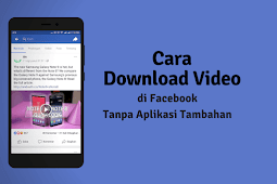 Cara Download Video di Facebook Tanpa Aplikasi di HP & Komputer