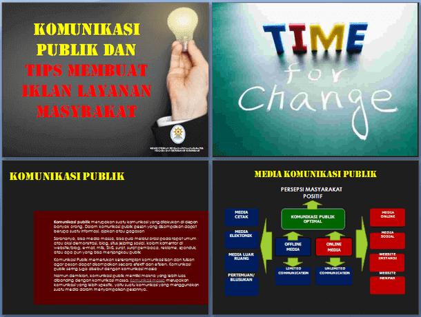 Komunikasi Publik dan Tips Membuat Iklan Layanan Masyarakat