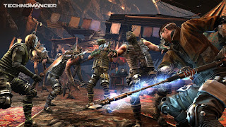 The Technomancer PC Game Highly compressed download Free