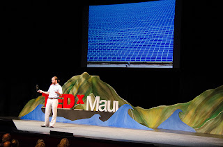 OluKai's Narrative Talk Story Presented Through Archie Kalepa  at TEDxMaui 2013 7