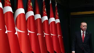 """Η Τουρκία θα """"εξάγει"""" στο Αιγαίο την εσωτερική κόντρα: Υπαρκτή η απειλή του Ερντογάν για τα Ίμια"""