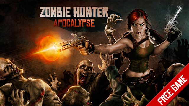 Zombie Hunter Apocalypse v2.4.2 Mod Apk Terbaru di Android (Unlimited Money)