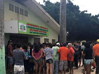 Terminou, por enquanto, protesto de empresária que havia se algemado na prefeitura Nova Floresta