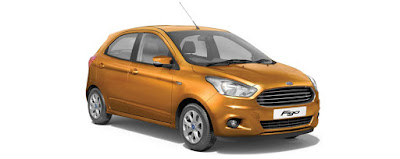 New Ford Figo 2016 Hatchback gold edition