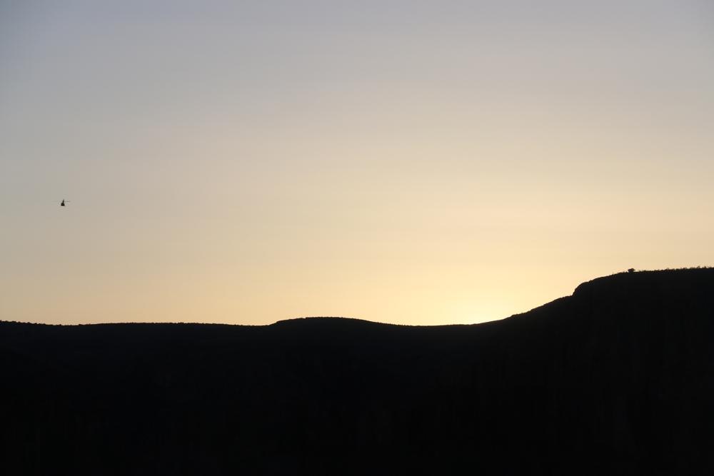 Helikopterilla Grand Canyoniin 1