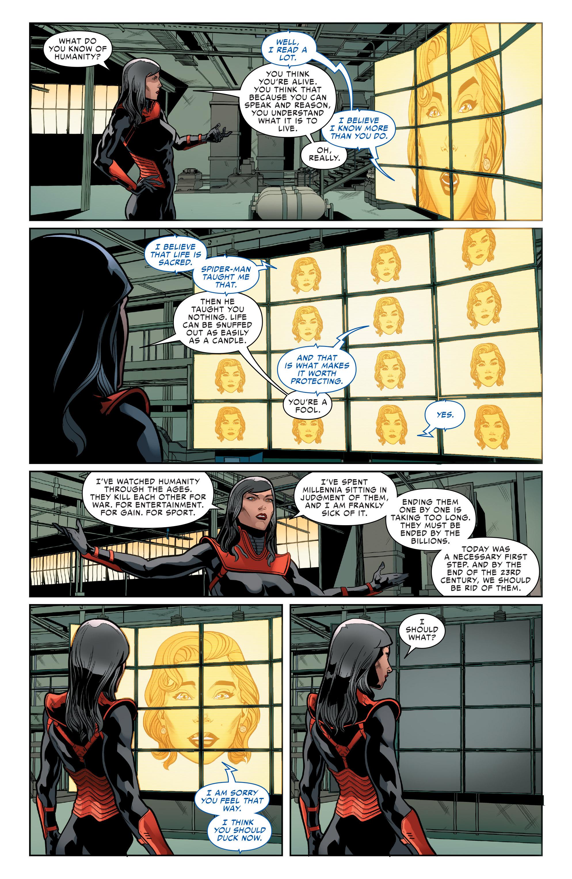 Read online Spider-Man 2099 (2015) comic -  Issue #24 - 13