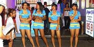 wisata seks paling hot di negara Thailand