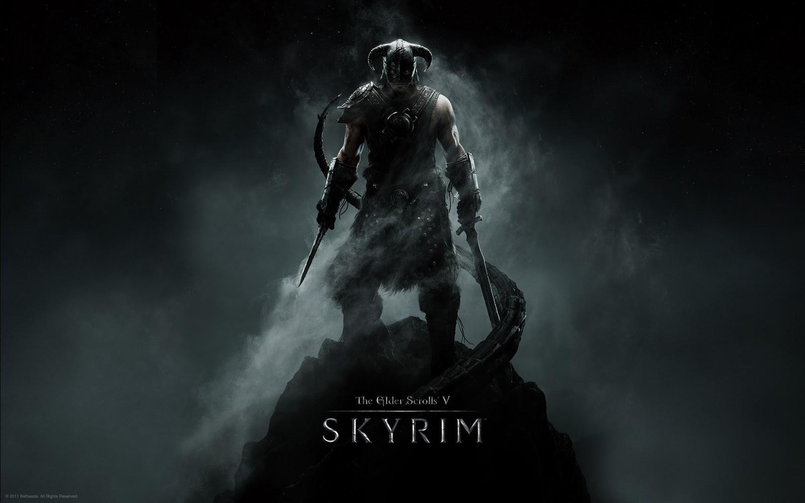 The D-Pad: Skyrim