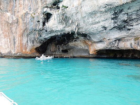 grotte del bue marino cala gonone