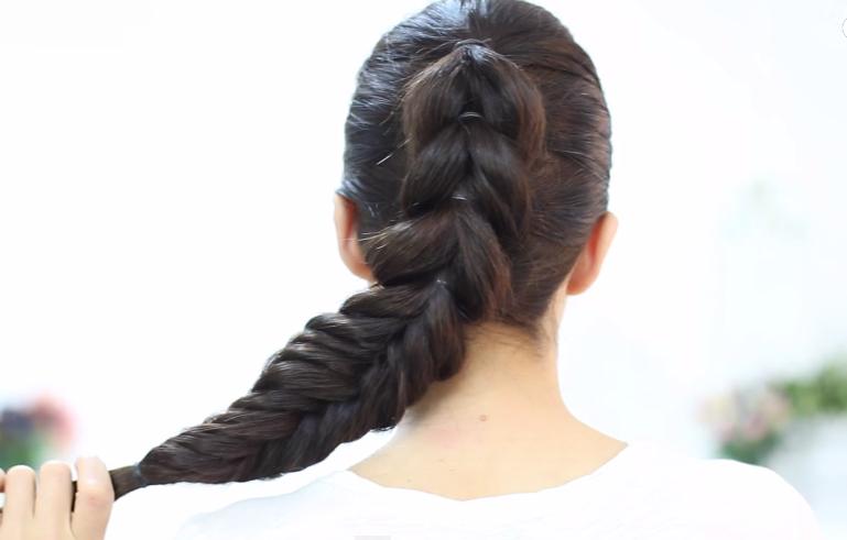 peinados de trenzas paso a paso - Más de 1000 ideas sobre Trenzas en Pinterest Pelo Pelo Natural y