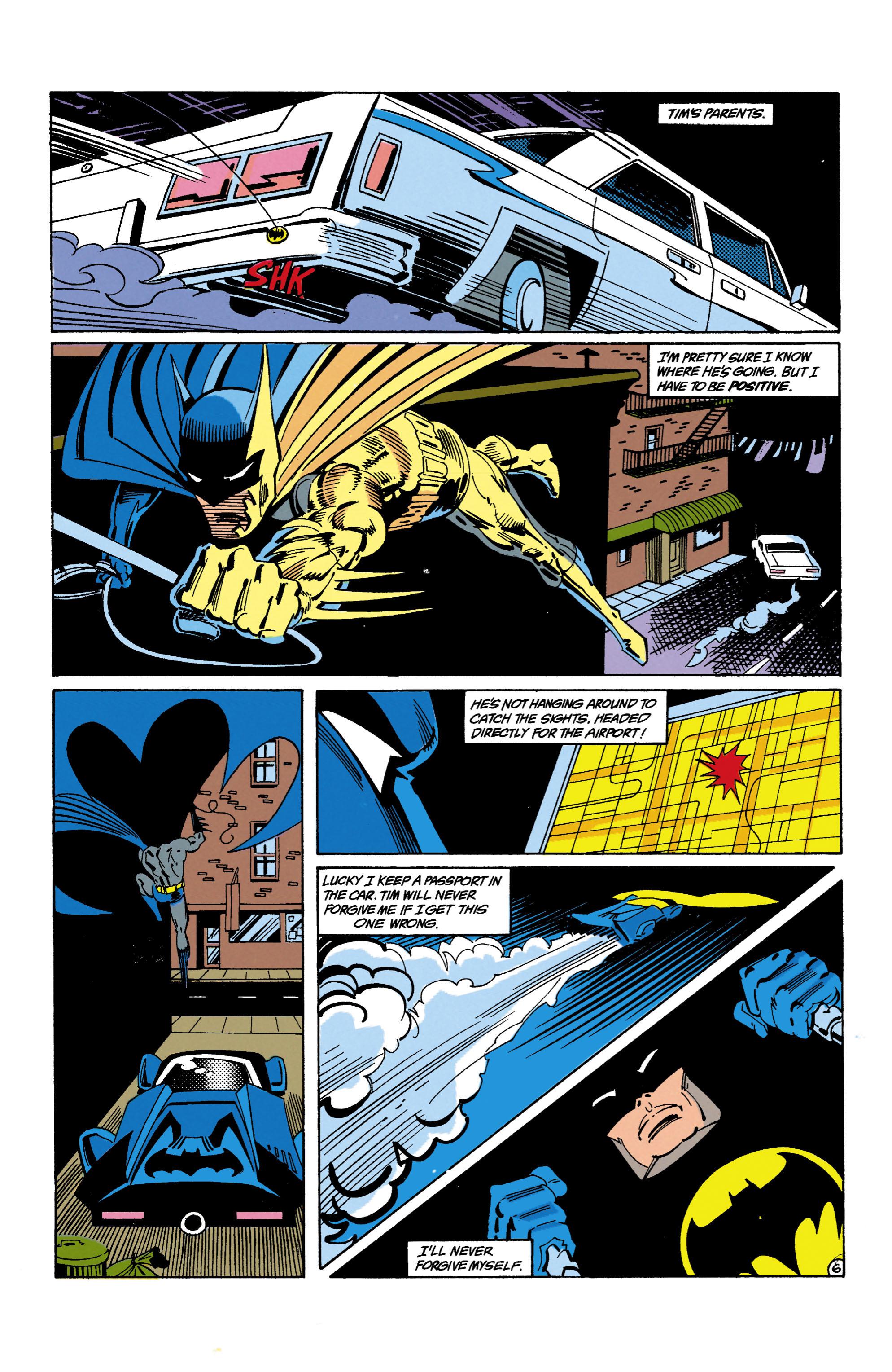 Detective Comics (1937) 620 Page 6