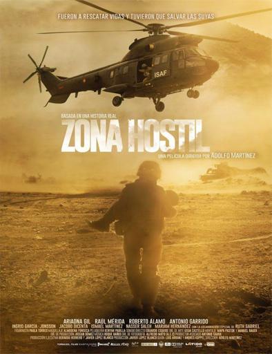 Ver Zona hostil (2017) Online