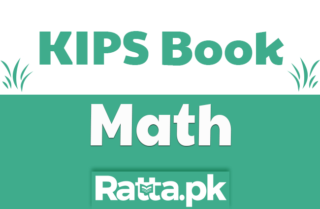 KIPS Math Book for Entry Test pdf download