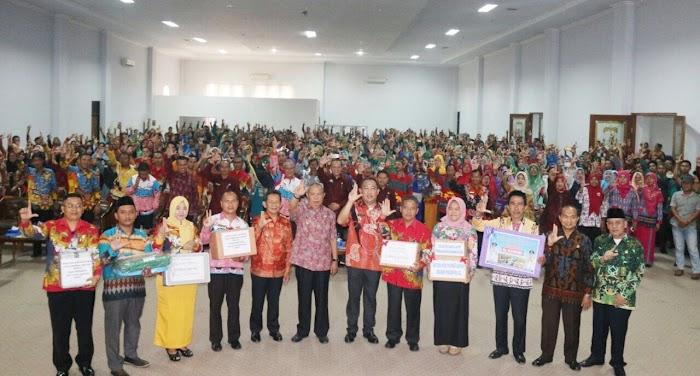 Wakil Gubernur Lampung  Berkunjung Ke Tuba Ingatkan ASN Harus Netral Dalam Pemilukada