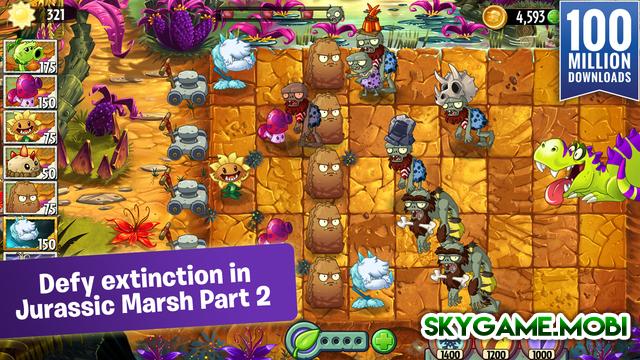 Plants Vs Zombies 2 Hacked Arcadeprehacks Games ...