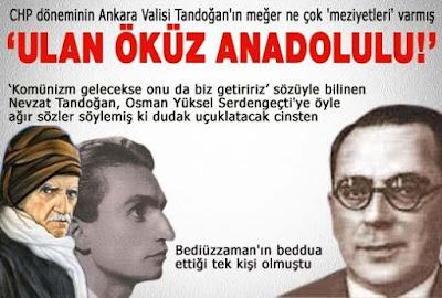 Tandoğan'an Anadolu'ya - Cevat Kulaksız