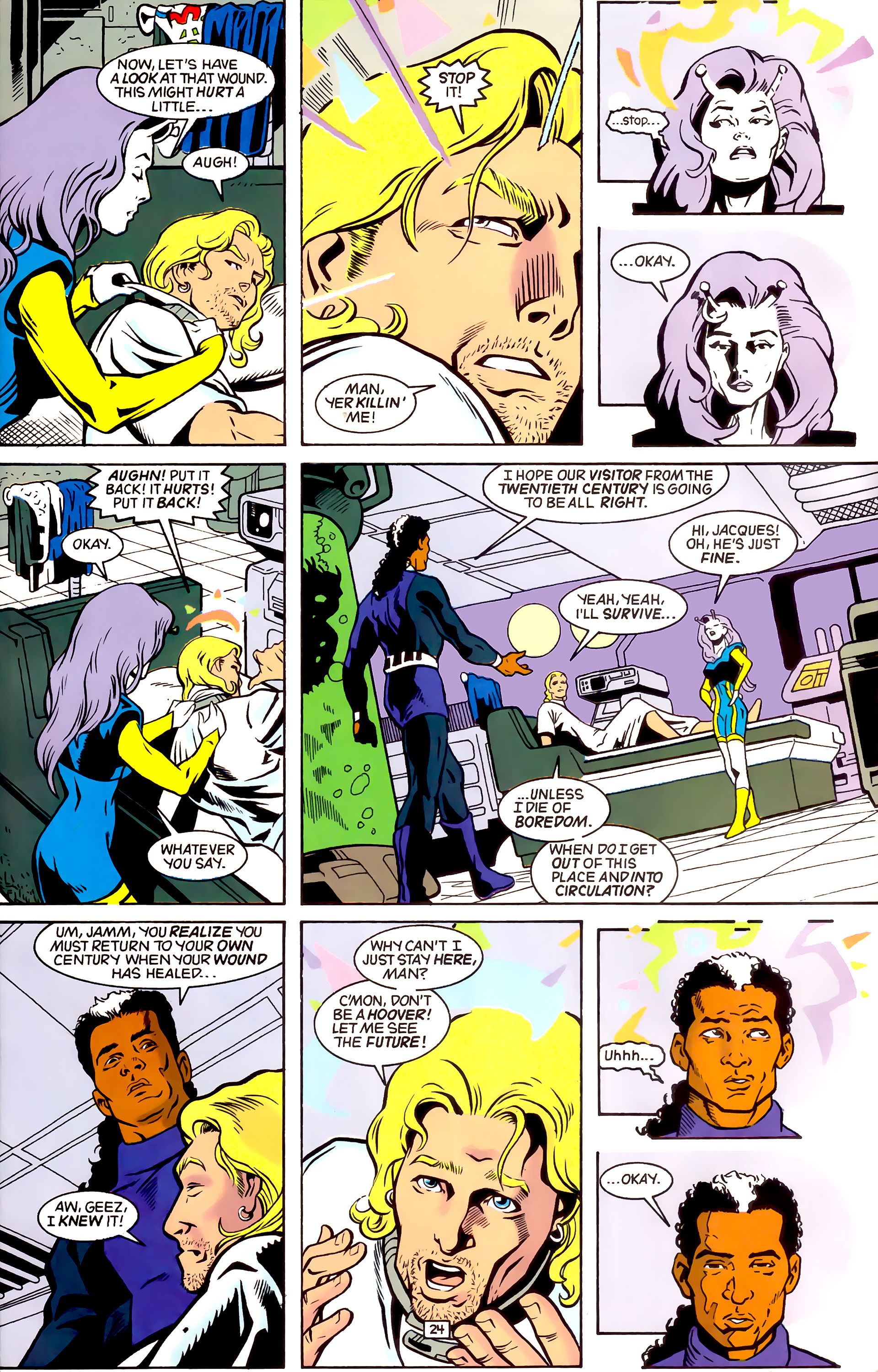 Legion of Super-Heroes (1989) _Annual_4 Page 24