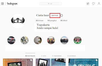 Cara Menonaktifkan Akun Instagram (Deactivted) Untuk Sementara Waktu