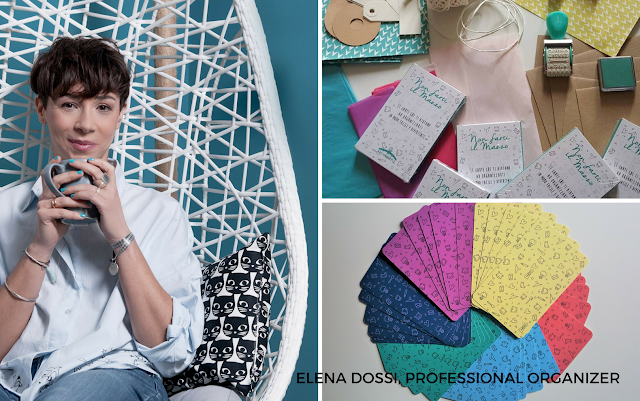 TAROT AT WORK: INTERVISTA A ELENA DOSSI