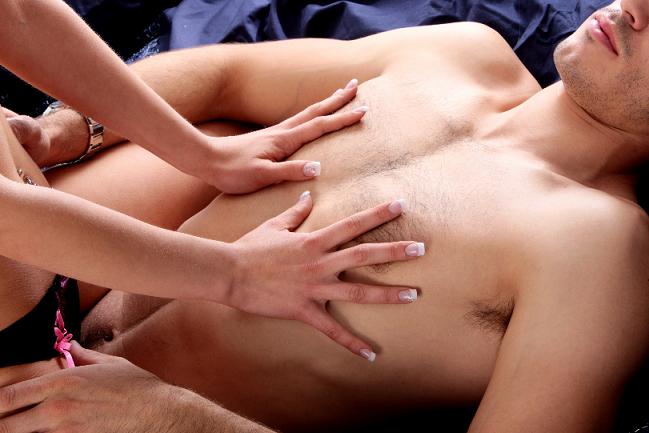 Intim-Massagen