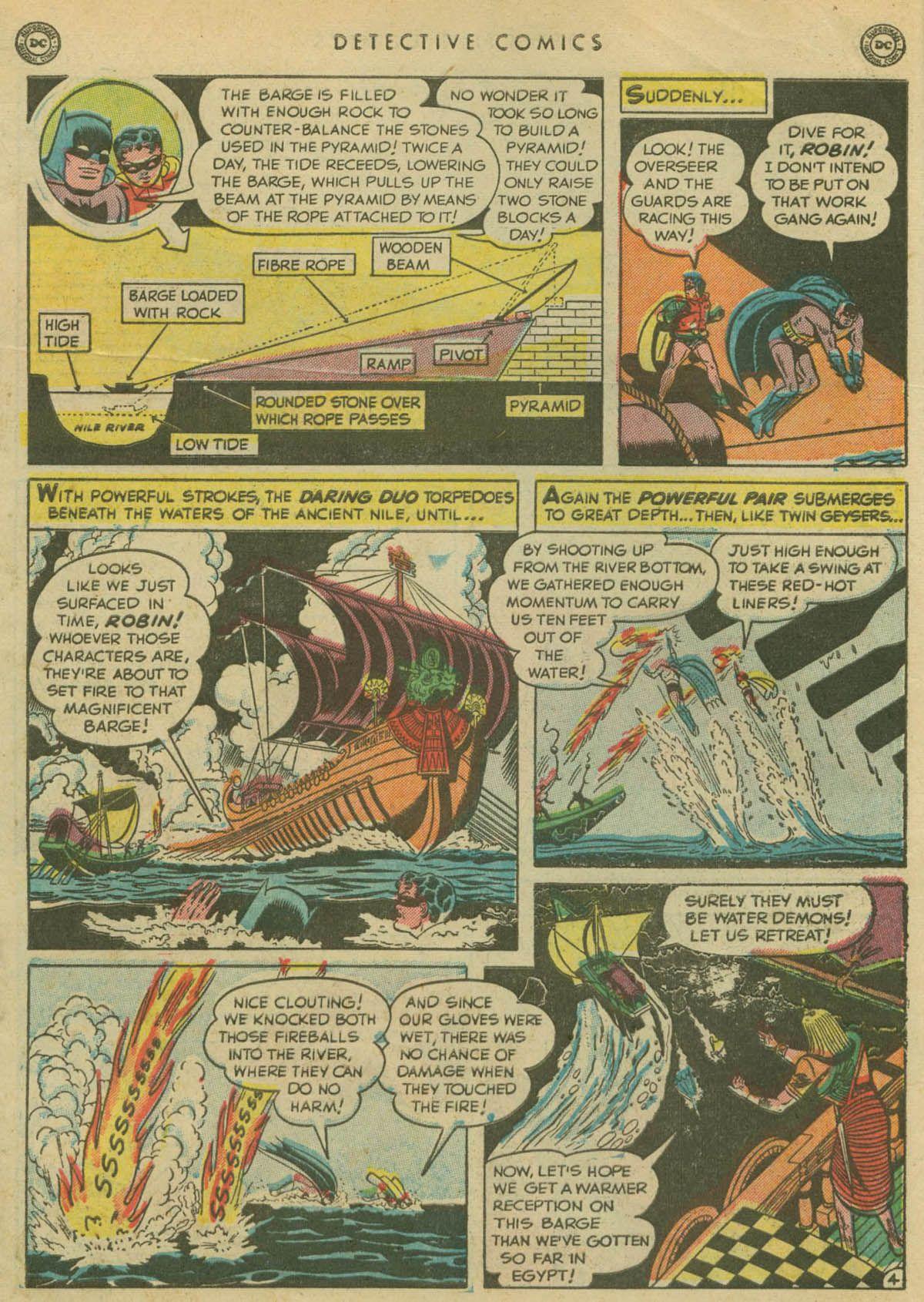 Detective Comics (1937) 167 Page 5