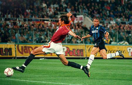 FRITZ THE FLOOD: Grandi partite della Serie A : Roma Inter Milan ...