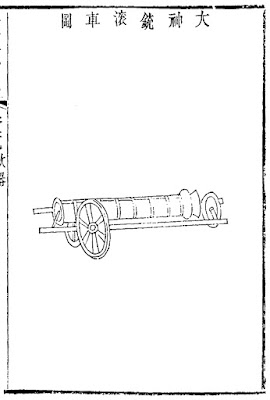 Ming Dynasty Great General Cannon